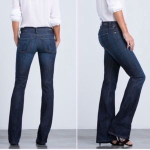 CITIZENS OF HUMANITY Kelly Low Rise Boot Jeans 26
